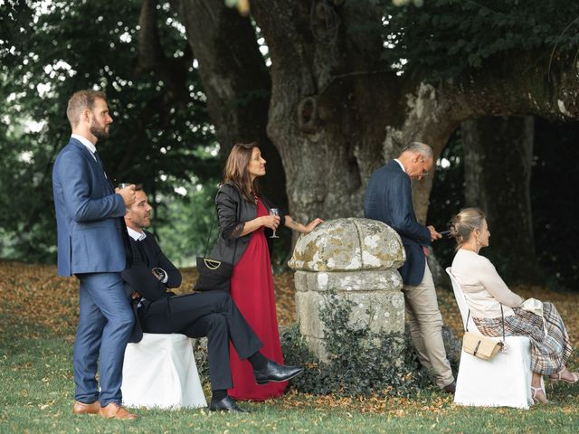 Le mariage de Brieuc et Isis à Saint-Brieuc-des-Iffs, Ille et Vilaine 124