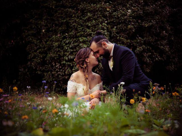 Le mariage de Matthias et Daphne à Labessière-Candeil, Tarn 5