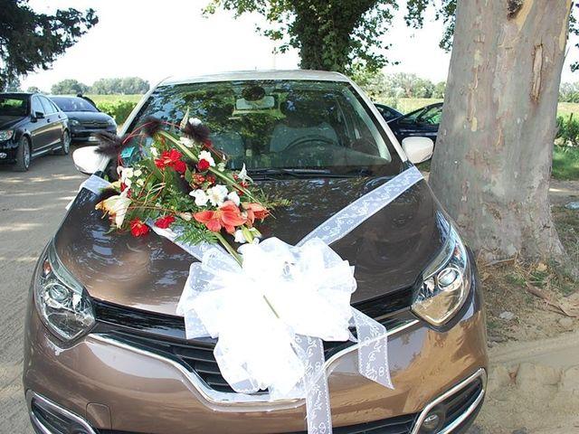 Le mariage de Christophe et Delphine à Saint-Gilles, Gard 1