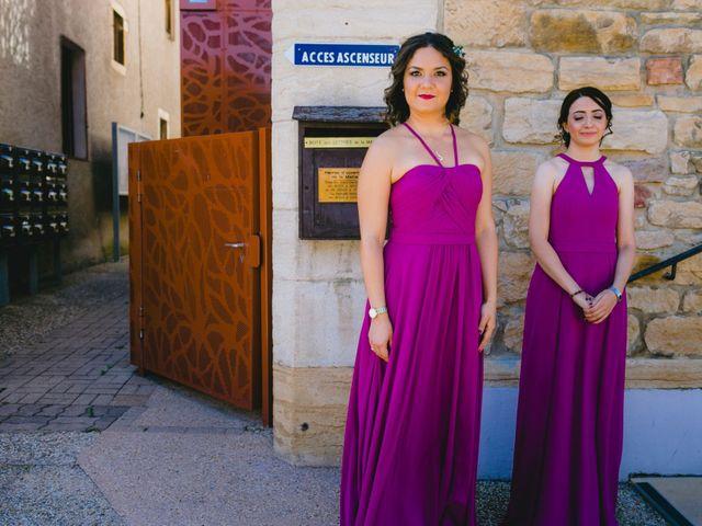 Le mariage de Benhoush et Jeremy à Mâcon, Saône et Loire 8