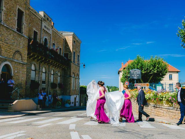 Le mariage de Benhoush et Jeremy à Mâcon, Saône et Loire 9