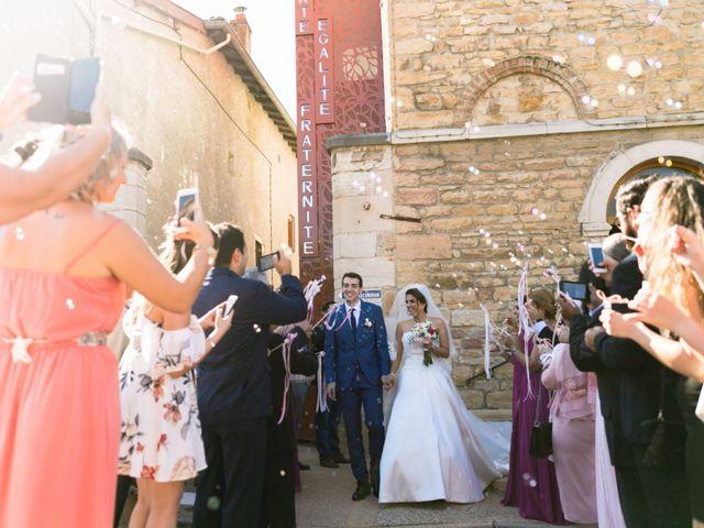 Le mariage de Benhoush et Jeremy à Mâcon, Saône et Loire 18