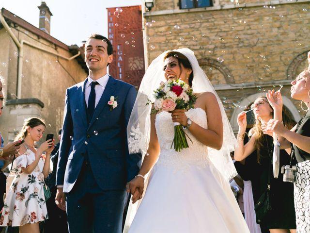 Le mariage de Benhoush et Jeremy à Mâcon, Saône et Loire 19