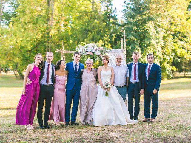 Le mariage de Benhoush et Jeremy à Mâcon, Saône et Loire 39
