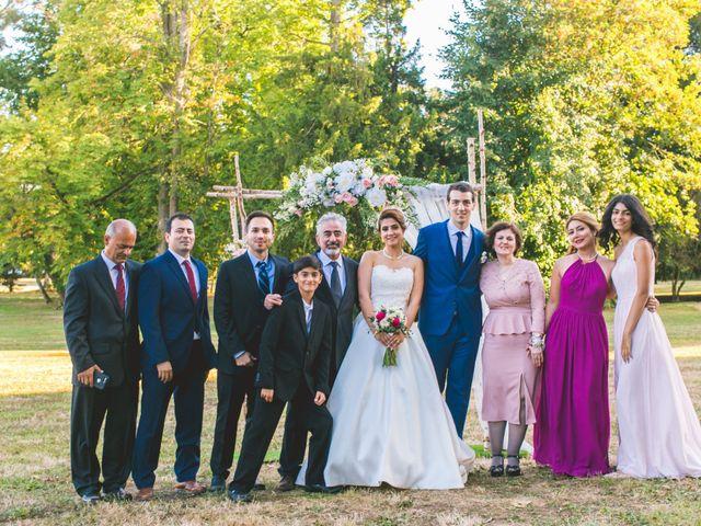 Le mariage de Benhoush et Jeremy à Mâcon, Saône et Loire 46