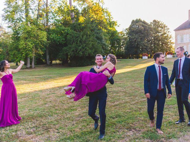 Le mariage de Benhoush et Jeremy à Mâcon, Saône et Loire 54