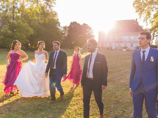 Le mariage de Benhoush et Jeremy à Mâcon, Saône et Loire 55