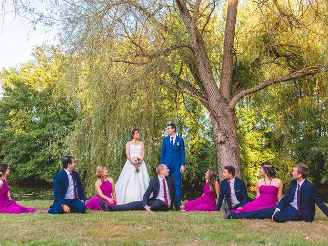 Le mariage de Benhoush et Jeremy à Mâcon, Saône et Loire 57
