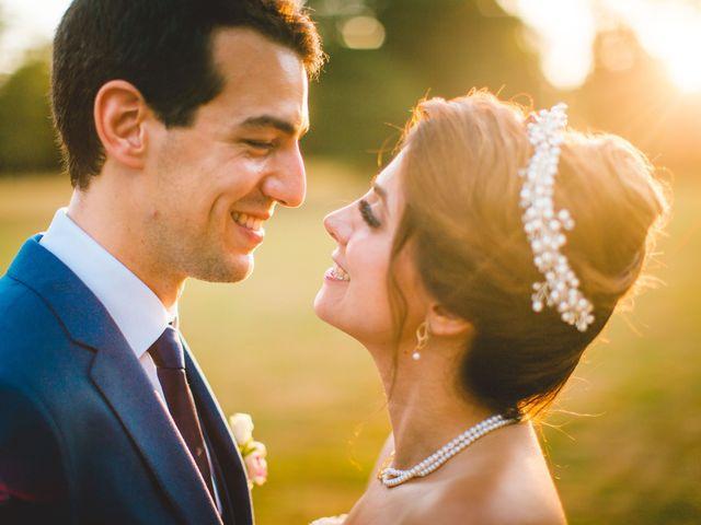 Le mariage de Jeremy et Benhoush