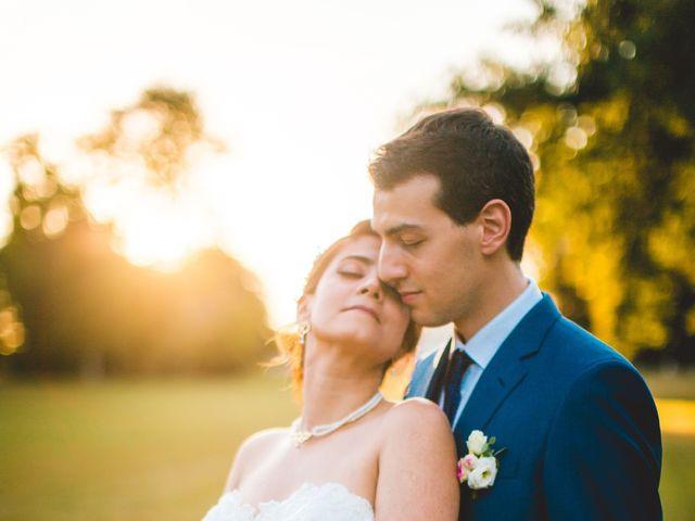 Le mariage de Benhoush et Jeremy à Mâcon, Saône et Loire 65