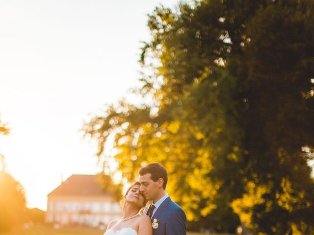Le mariage de Benhoush et Jeremy à Mâcon, Saône et Loire 66
