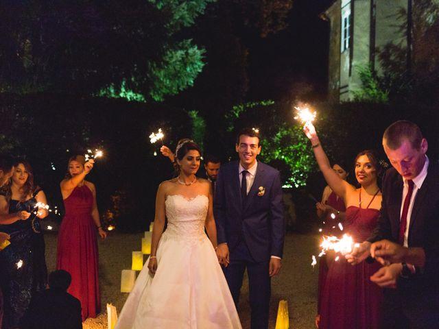 Le mariage de Benhoush et Jeremy à Mâcon, Saône et Loire 83