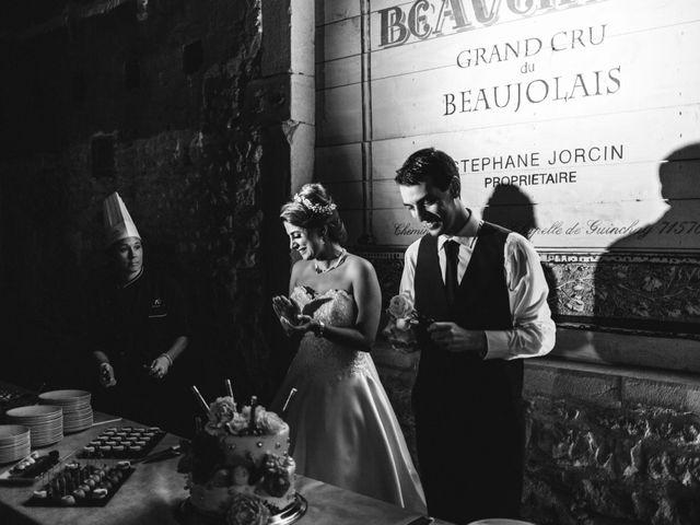 Le mariage de Benhoush et Jeremy à Mâcon, Saône et Loire 92