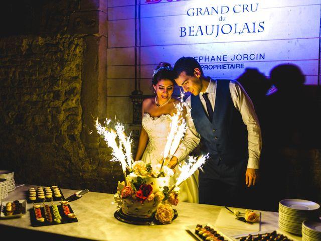 Le mariage de Benhoush et Jeremy à Mâcon, Saône et Loire 93