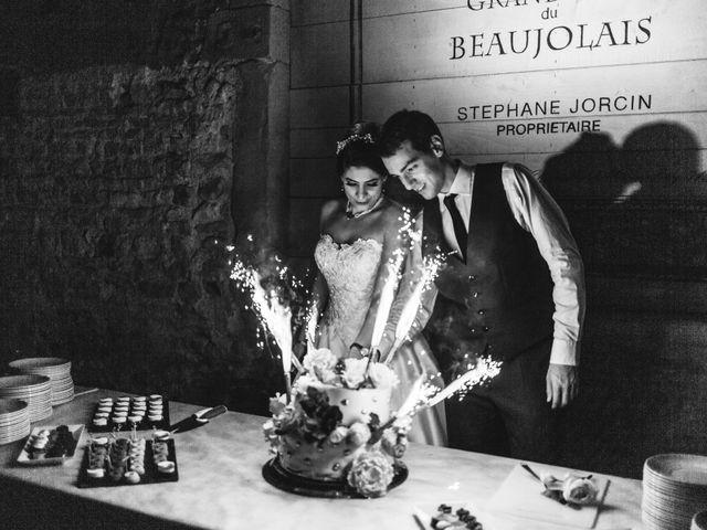 Le mariage de Benhoush et Jeremy à Mâcon, Saône et Loire 94