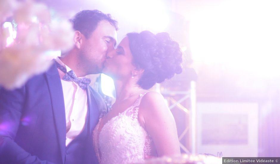 Le mariage de Tom et Sherry à Lésigny, Seine-et-Marne