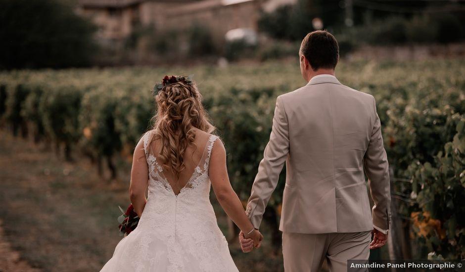 Le mariage de David et Audrey à Villette-d'Anthon, Isère