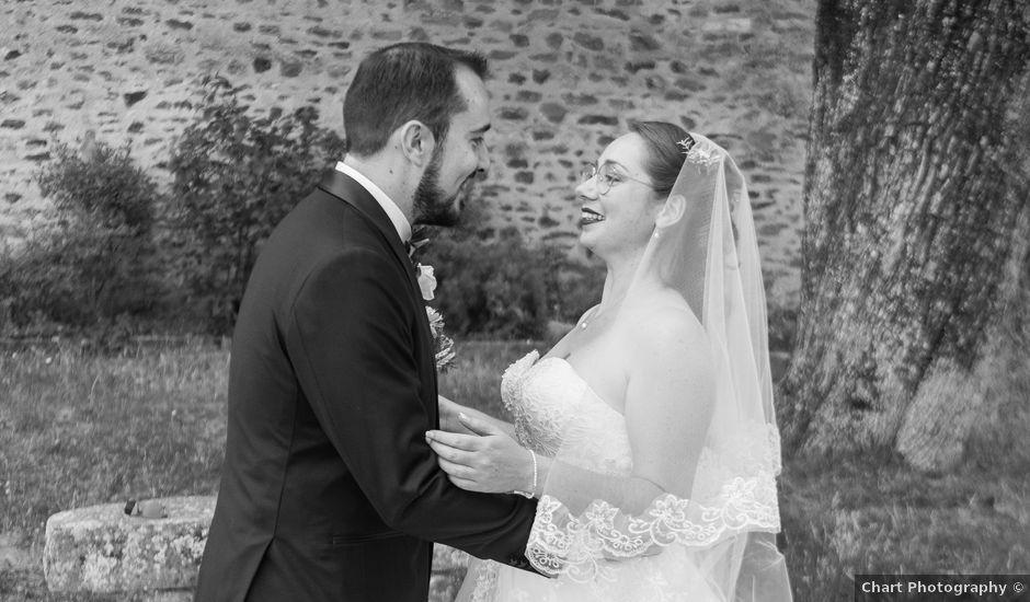 Le mariage de Eric et Rhéa à Saint-Maurice-sur-Dargoire, Rhône