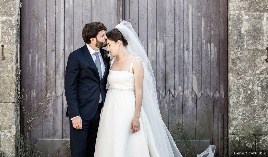 Le mariage de Brieuc et Isis à Saint-Brieuc-des-Iffs, Ille et Vilaine