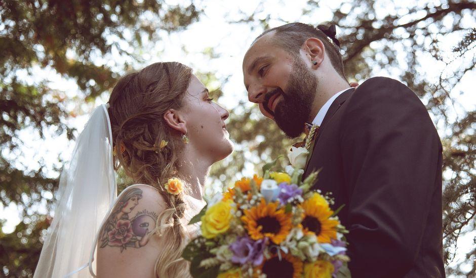 Le mariage de Matthias et Daphne à Labessière-Candeil, Tarn