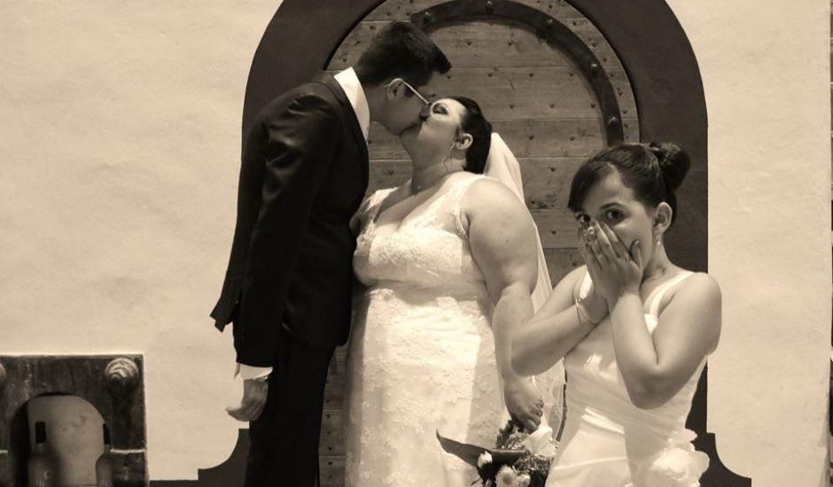Le mariage de Christophe et Delphine à Saint-Gilles, Gard