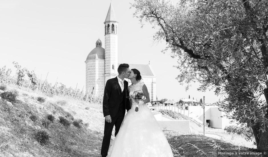 Le mariage de Anthony et Sarah à Nice, Alpes-Maritimes