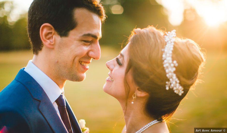 Le mariage de Benhoush et Jeremy à Mâcon, Saône et Loire