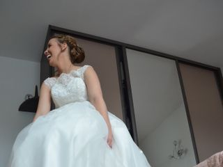 Le mariage de Julie et Fred 1