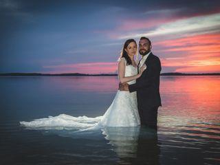 Le mariage de Morganne et Jordane