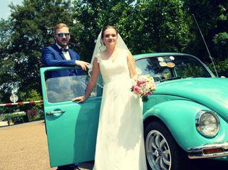Le mariage de Marion et Mathieu