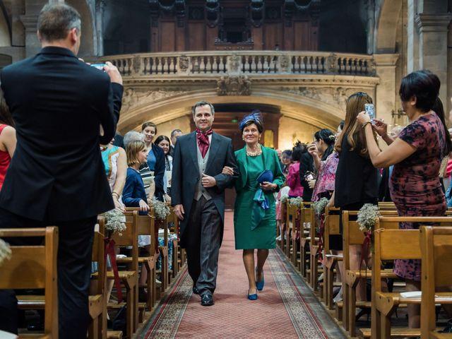 Le mariage de Henri et Dawn à Bordeaux, Gironde 14