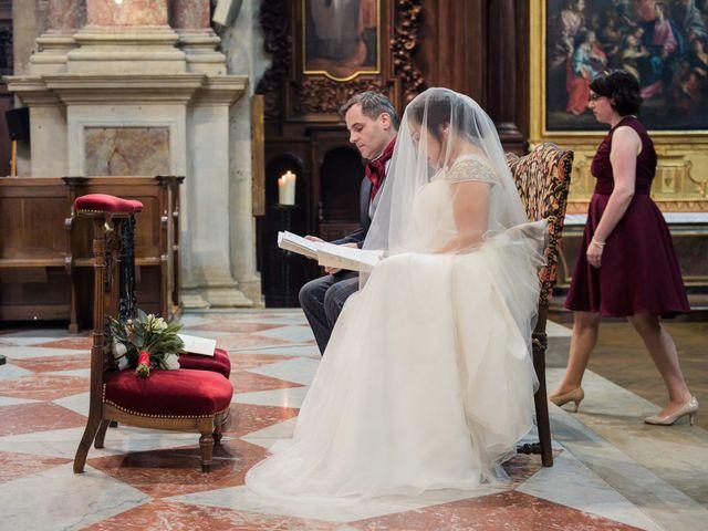 Le mariage de Henri et Dawn à Bordeaux, Gironde 18