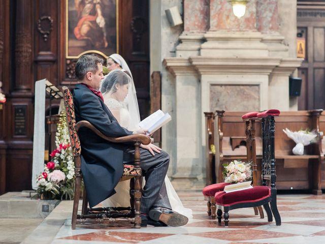 Le mariage de Henri et Dawn à Bordeaux, Gironde 21