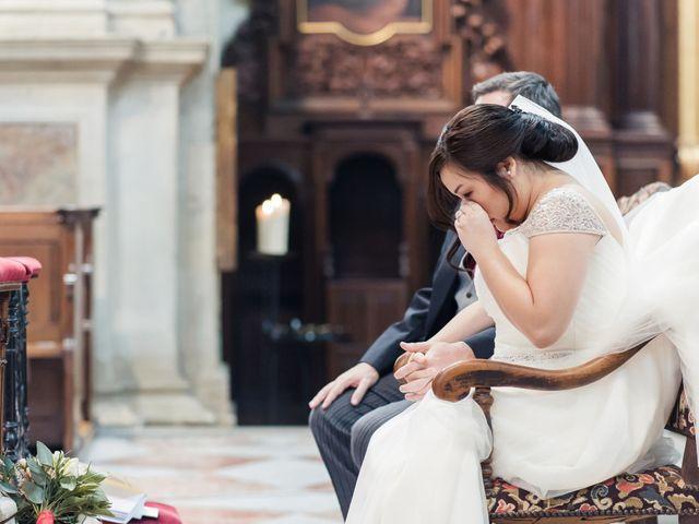 Le mariage de Henri et Dawn à Bordeaux, Gironde 25
