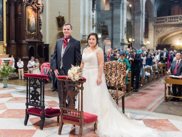 Le mariage de Henri et Dawn à Bordeaux, Gironde 26