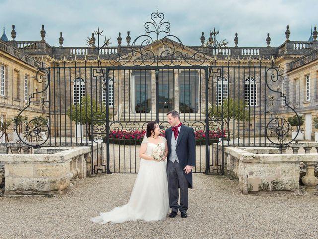 Le mariage de Henri et Dawn à Bordeaux, Gironde 29