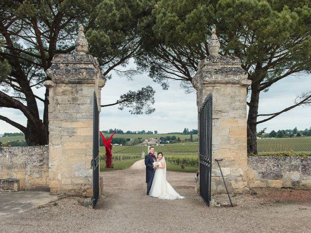 Le mariage de Henri et Dawn à Bordeaux, Gironde 30