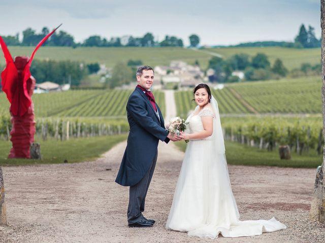 Le mariage de Henri et Dawn à Bordeaux, Gironde 31