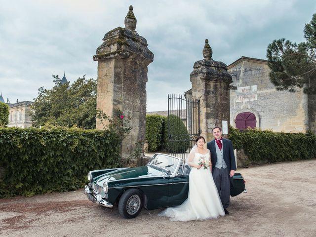 Le mariage de Henri et Dawn à Bordeaux, Gironde 32
