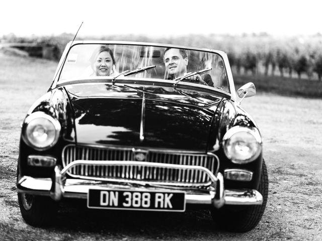 Le mariage de Henri et Dawn à Bordeaux, Gironde 34