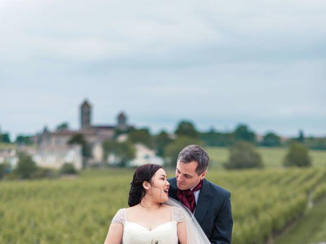Le mariage de Henri et Dawn à Bordeaux, Gironde 36