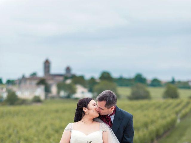 Le mariage de Henri et Dawn à Bordeaux, Gironde 37