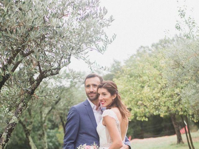 Le mariage de Wilfreid et Delphine à Saint-Félix-de-Pallières, Gard 47