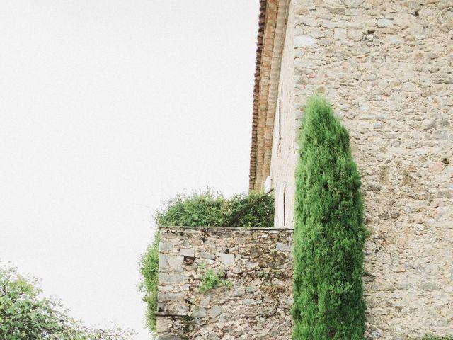 Le mariage de Wilfreid et Delphine à Saint-Félix-de-Pallières, Gard 9