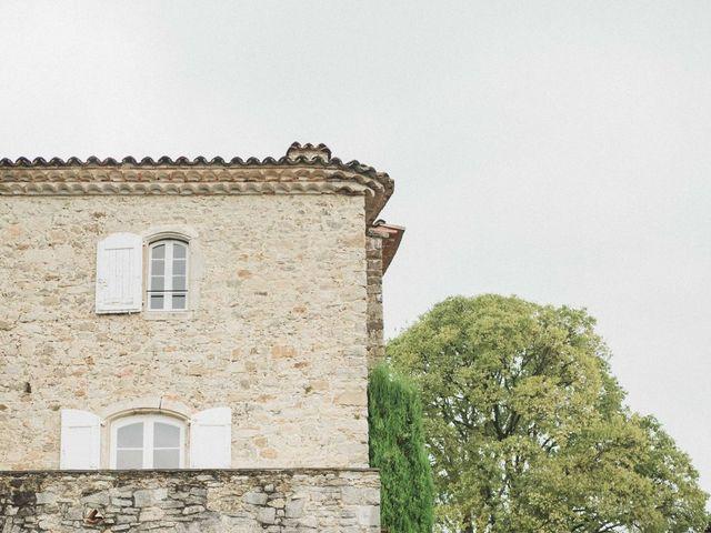 Le mariage de Wilfreid et Delphine à Saint-Félix-de-Pallières, Gard 12