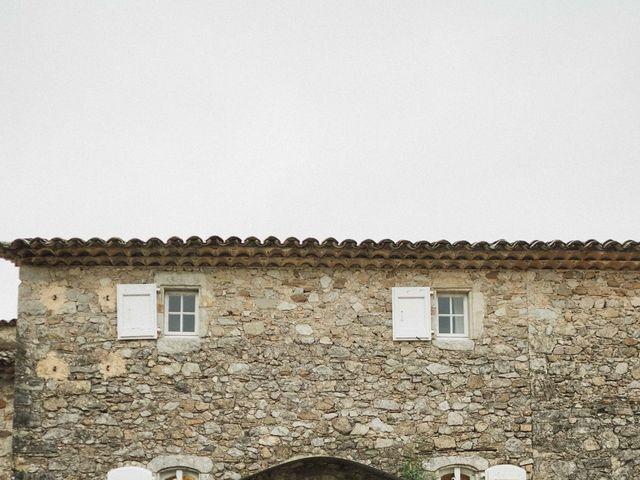 Le mariage de Wilfreid et Delphine à Saint-Félix-de-Pallières, Gard 20
