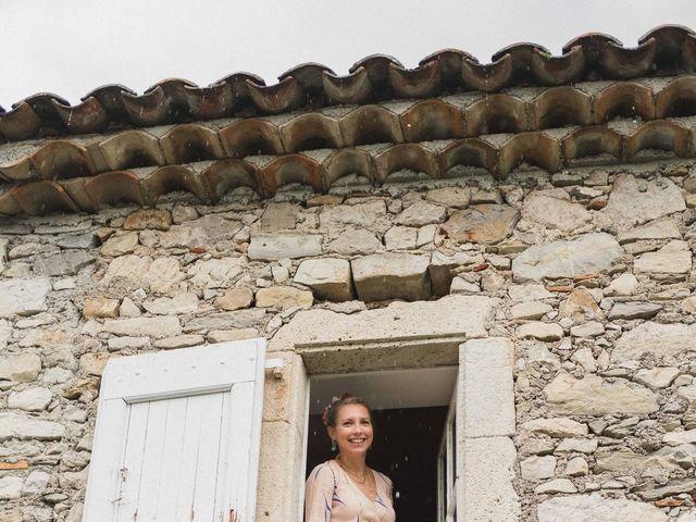Le mariage de Wilfreid et Delphine à Saint-Félix-de-Pallières, Gard 37