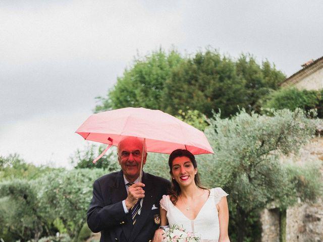 Le mariage de Wilfreid et Delphine à Saint-Félix-de-Pallières, Gard 40