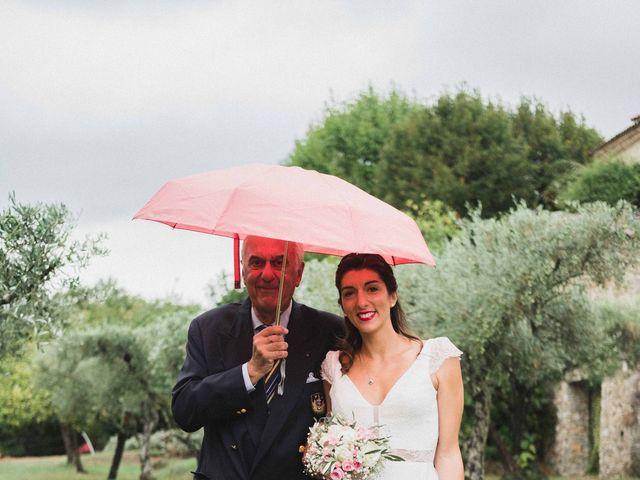 Le mariage de Wilfreid et Delphine à Saint-Félix-de-Pallières, Gard 41