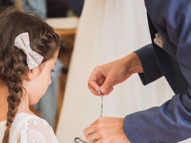 Le mariage de Wilfreid et Delphine à Saint-Félix-de-Pallières, Gard 45